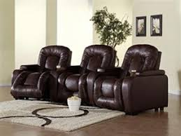 Media Room Seating - rhumba palliser leather media room seating town and country