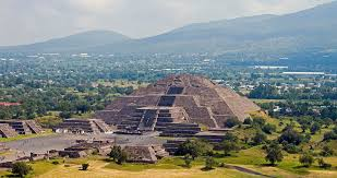 Teotihuacan Map Mayan Civilization Video The Americas Khan Academy