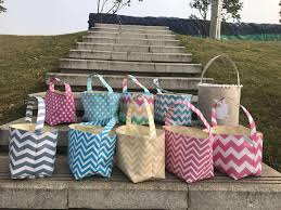 online easter baskets 2018 new chevron easter baskets classic design chevron collection
