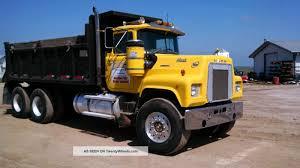 mack dump truck 1980 mack r chevy collection pinterest big rig trucks mack