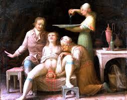 Medieval Birthing Chair Gyneeworks Institute