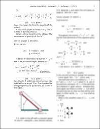 correct answer 55 2693 m s explanation let x ot u003d 70 m v t u003d 31
