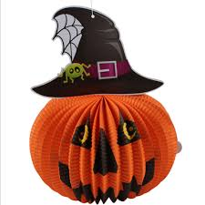 new halloween decorations props three dimensional spherical whimsy