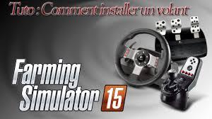 siege volant ps3 tuto mettre un volant sur farming manette sur farming simulator
