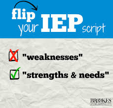what to write in strengths and weakness in resume iep quicktips reframing weaknesses as strengths and needs iep quicktips reframing weaknesses as strengths and needs