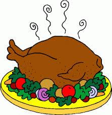thanksgiving dinner clip 114461