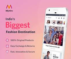 myntra online shopping app android apps on google play