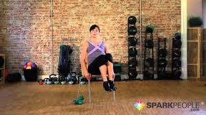Exercise Chair As Seen On Tv Seated Abs Workout Chair Exercises For Your Core Youtube