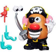 playskool mr potato head pirate spud walmart com
