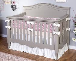 Grey Convertible Cribs Li L Deb N Heir Silva Furniture Baby Cribs Nursery Furniture