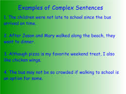 smart exchange usa clauses and complex sentences