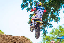 pro motocross shoulder injury sidelines tickle for rest of pro motocross
