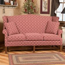 wingback couch wingback sofa irvin s country tinware