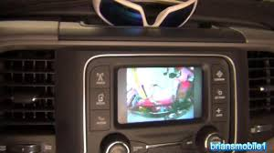 new ram tradesman oem backup camera installation youtube