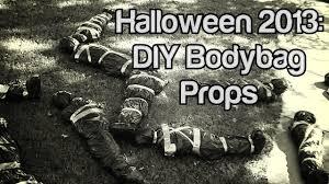 diy halloween body bags 18 with diy halloween body bags best
