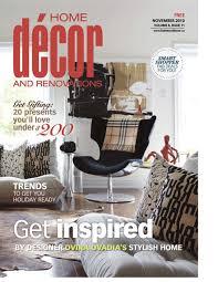 decorating ideas magazine interior design
