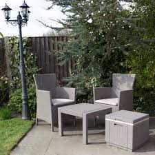 buy allibert rosario balcony set with ice cube at mailshop co uk