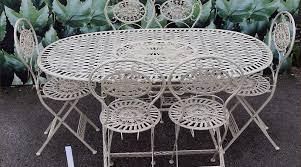 Beautiful Salon De Jardin Vienna Teck Fer Forge Emejing Grande Table Salon Jardin Pictures Design Trends 2017