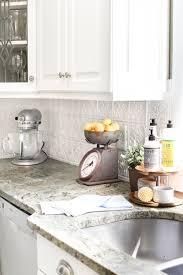 Tin Kitchen Backsplash Tin Backsplash Tiles Cullmandc