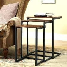 3 piece nesting tables crate and barrel nesting tables large size of coffee nesting coffee