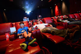 Reclining Chair Theaters Brilliant The Absolute Best Theaters In Nyc With Recliner