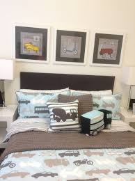 Comforter Ideas Boys And S by Boys Bedroom And The Truck Pillow Brendan Room Pinterest