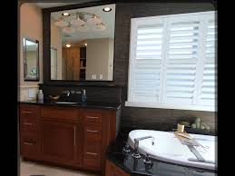 luxury master bath remodeling project custom work vanity high