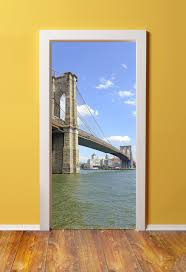 x decor door stickers available in canada and usa in doors 30x80 canvas 3d door sticker murals peel stick made from tear