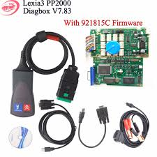 Lexia3 Pp2000 Obd Psa Xs by With 921815c Fw Lexia3 Pp2000 Diagbox V7 83 Auto Code Reader