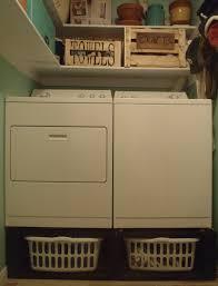 Build Washer Dryer Pedestal Deck Out My Home Diy Washer U0026 Dryer Stand