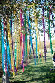 ribbon spell write your intentions on ribbons and tie them to a