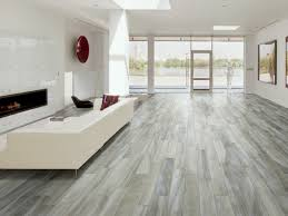 Belmont Flooring Anaheim by Happy Floors Hickory Fog 6 X 36 Porcelain Wood Look Tile Hickory
