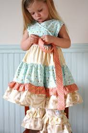 ruffle girl 575 best clothes images on baby dresses