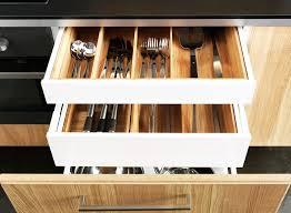 ikea küche schublade offene schublade und inneneinrichtungssysteme aus bambus die