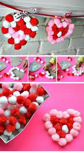 Valentine S Day Decorations Easy To Make by Best 25 Easy Valentine Crafts Ideas On Pinterest Valentine