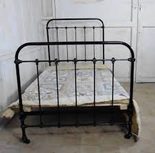 antique iron bed frame bed u0026 shower