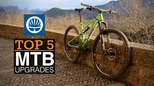 best mountain bike lights 2017 top 5 best mtb upgrades youtube