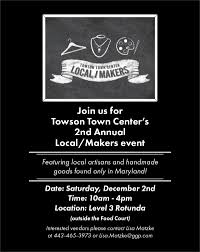 things to do events in towson towson town center