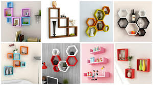 Wall Shelves Pepperfry by 17 Awesome Wall Mounted Shelves That Are Synonyms For Beauty