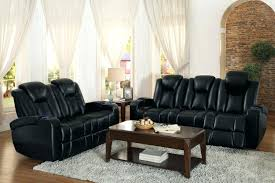 Power Reclining Sofas And Loveseats by Black Microfiber Loveseat Recliner Stupendous Homelegance Madoc