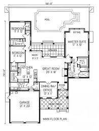 colonial house floor plans 4 bedroom concrete house plans and home design colonial 1 109