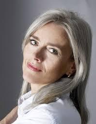long grey hair styles for women over 50 gray hair over 50