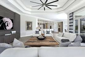 ceiling fan crown molding living room ceiling fan or contemporary living room with crown