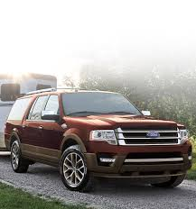 Ford Explorer King Ranch - 2017 ford expedition suv features ford com