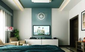 How To Paint An Accent Wall by Blue Bedroom Accent Wall Blog Achados De Decorao Blue Accent Walls