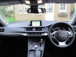 lexus ct200h premier lexus ct 200h 1 8 premier cvt 5dr for sale in greenwich london