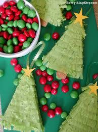 tree piñata ornaments tutorial