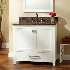 Plans For Bathroom Vanity by White Undermount Vanity Signature Hardware