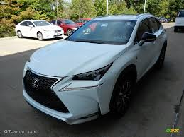 lexus nx black red interior 2016 ultra white lexus nx 200t f sport awd 115720826 gtcarlot