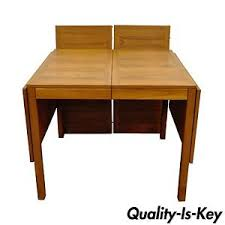 Vintage Table Ls Vintage Mid Century Modern Vejle Stole Teak Extension Leaf